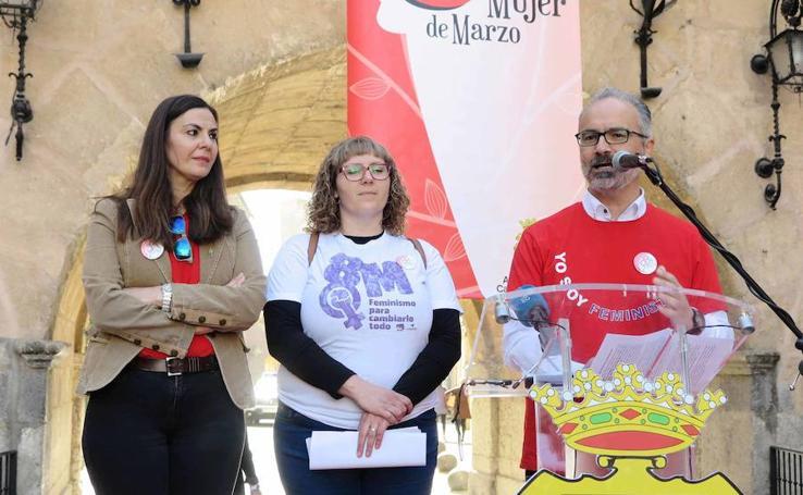 IV Marcha «Súmate» Día de la Mujer 2019