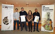 El Concierto de Aranjuez para la clausura del VIII Festival de Guitarra 'Ciudad de Caravaca'