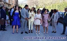 Presentación de la Sultana Infantil del Bando Moro 2019-1