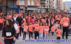 Marcha Delwende Caravaca por Venezuela 2