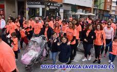 Marcha Delwende Caravaca por Venezuela 3
