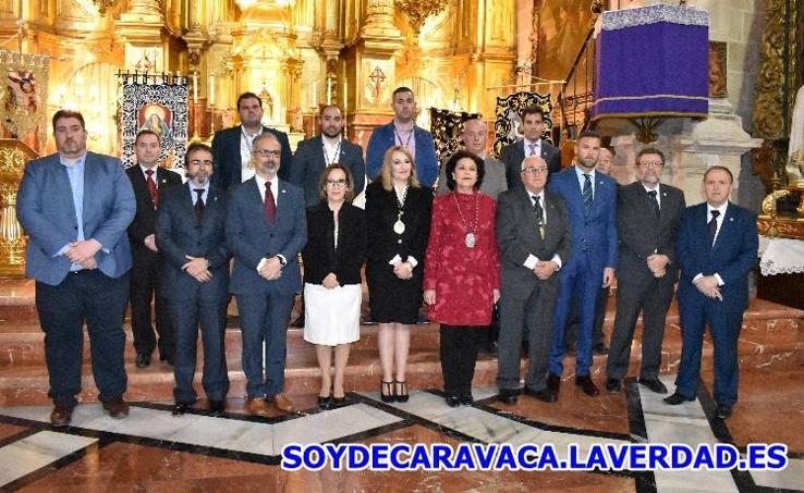 María José Barrera pregonó la Semana Santa