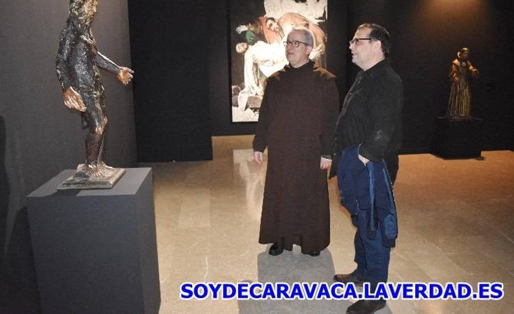 Exposición Santiago Ydáñez «Deus ex machina»