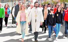 Los grupos cristianos abren los sábados festeros en Caravaca