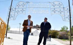 Diecisiete peñas se ubicarán en el Recinto Festero, que contará con varias actuaciones