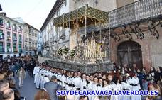 Jueves Santo - Virgen Blanca 2