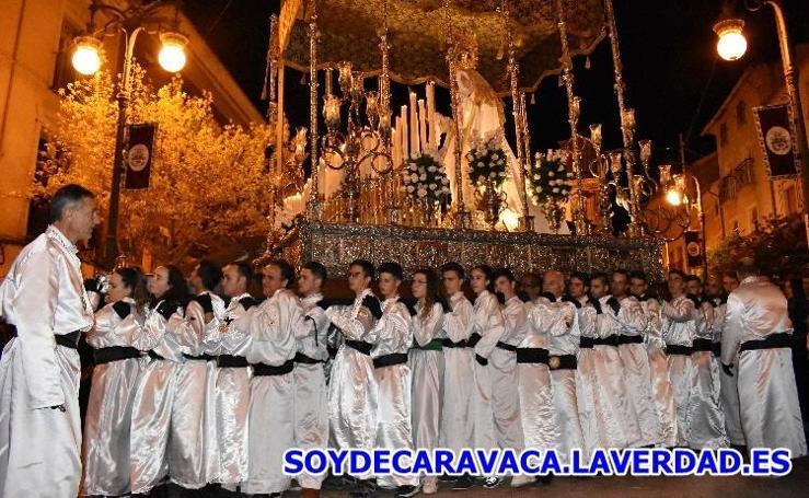 Jueves Santo - Virgen Blanca 3