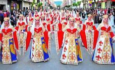Moros y Cristianos de Caravaca recrean el medievo de la Ciudad de la Cruz