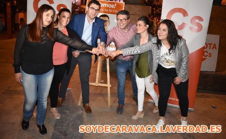 Inicio de campaña electoral CIUDADANOS