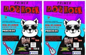 Cinco grupos murcianos participan en el I DOG ROCK CARAVACA