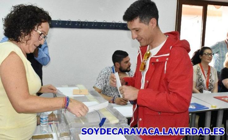 Jornada Electoral 26M19 Caravaca 02