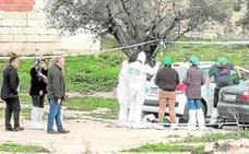 Las víctimas del crimen de Caravaca murieron en el acto, según los forenses
