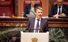 Martínez-Carrasco: «Espero que la experiencia me ayude a acercar más las necesidades de nuestros vecinos a la Asamblea Regional»