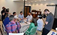 Los concejales de Cs anunciarán la semana que viene si pactarán con PP o PSOE