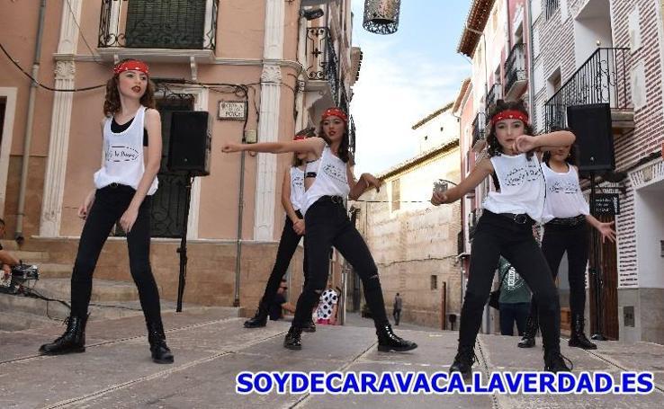 Actuación de Crazy to dance, de Dafne Academy, en el Festival de las Artes del Yute - 03
