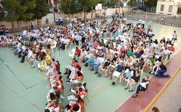 Graduación de Primaria en el colegio Cervantes - 02