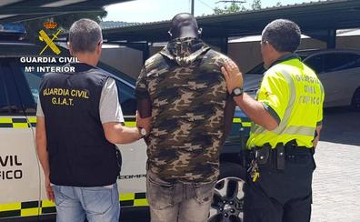 Detenido por suplantación de identidad en el examen de conducir en Caravaca