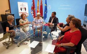 Caritas desarrolla programas de acogida, acompañamiento y empleo en Caravaca