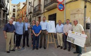 Las ayudas para promociones de viviendas en régimen de alquiler permiten rehabilitar en Caravaca inmuebles del casco histórico