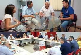 Los grupos políticos cierran filas en torno a la empresa Ambulancias Martínez Robles