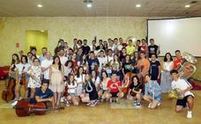 La Joven Orquesta del Noroeste participa en el festival 'Eurochestries' de Francia