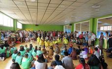 Más de 150 niños participan en las escuelas municipales de verano del casco urbano y pedanías
