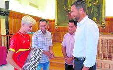 El Ayuntamiento premia a Abel Torreblanca