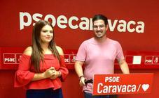 Ana Caballero es la nueva Secretaria General de Juventudes Socialistas de Caravaca de la Cruz
