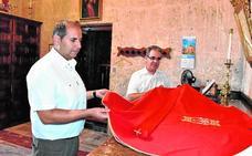 La basílica de Caravaca se prepara para vivir la Exaltación de la Vera Cruz
