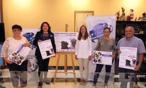 El concurso canino de Caravaca cumple 25 años fomentando la tenencia responsable de animales