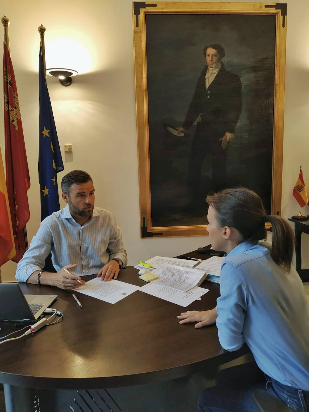 El Ayuntamiento de Caravaca crea la mesa consultiva para las elecciones a alcalde pedáneo en Archivel