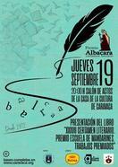 La editorial Gollarín presenta el libro con las obras ganadoras en la sección 'Escuela de Mandarines', del Premio Albacara