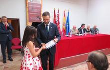 La Fundación Robles Chillida premia la trayectoria académica de 16 estudiantes caravaqueños