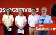 Tres de las cuatro mociones del Grupo Socialista fueron aprobadas por el pleno municipal de Caravaca de la Cruz