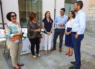 La AECC realiza su campaña de cuestación en Caravaca de la Cruz