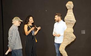 La Compañía abre sus puertas a las esculturas de Noemí Yepes