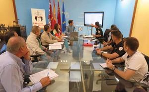 El Ayuntamiento de Caravaca celebra una reunión para ultimar el dispositivo de tráfico y seguridad de la Feria de Caravaca 2019