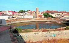 Vecinos de Balsicas denuncian una plaga de mosquitos por el agua estancada en la balsa de El Botijón