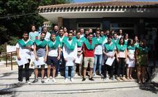 Un 80% de los graduados superiores del CIFEA encuentran empleo