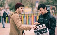 """""""El cine es ganas, creatividad, cuatro colegas y una cámara"""""""