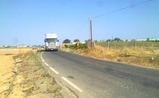 Cs pide el ensanchamiento de la carretera que une Torre Pacheco y Dolores de Pacheco