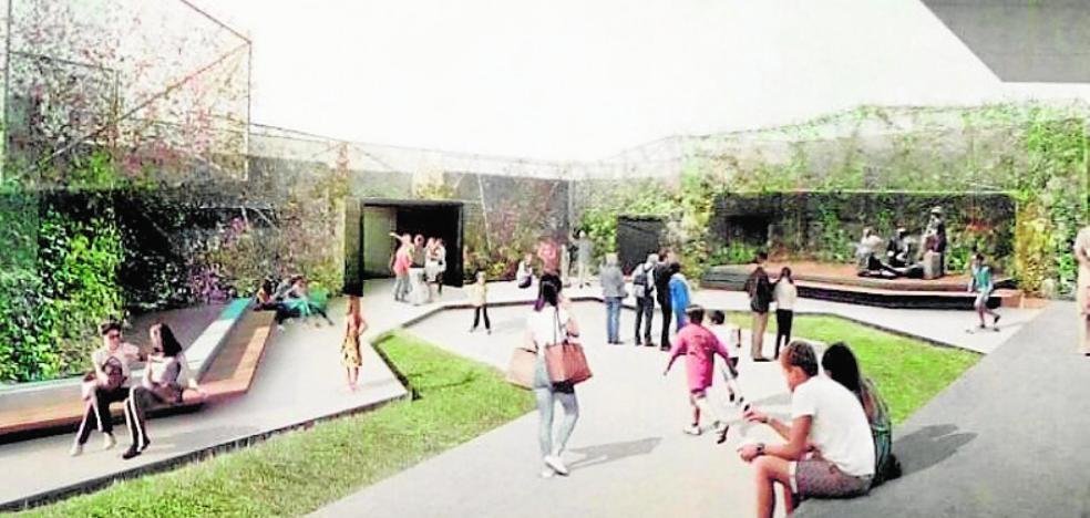 El nuevo centro cívico de Roldán albergará más espacios libres y un salón de actos