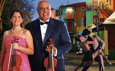 El centro cívico se deja llevar por el tango y las milongas