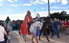 Los Reyes Magos siembran la ilusión en el centro