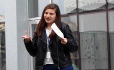 Esta joven murciana es la mejor oradora en inglés de España