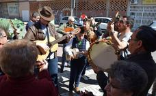 Los trovos y las cuadrillas llenan de música Dolores de Pacheco