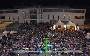 Masiva afluencia de público en las Fiestas del Melón