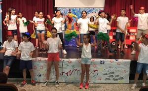 Semana de las Lenguas en el colegio Hernández Ardieta