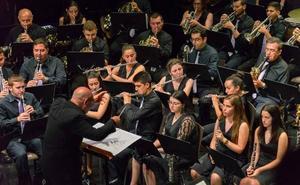 Coplas murcianas de Massotti para competir en el Internacional de Bandas de Música