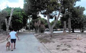 Más de dos millones para 30 obras en calles y jardines